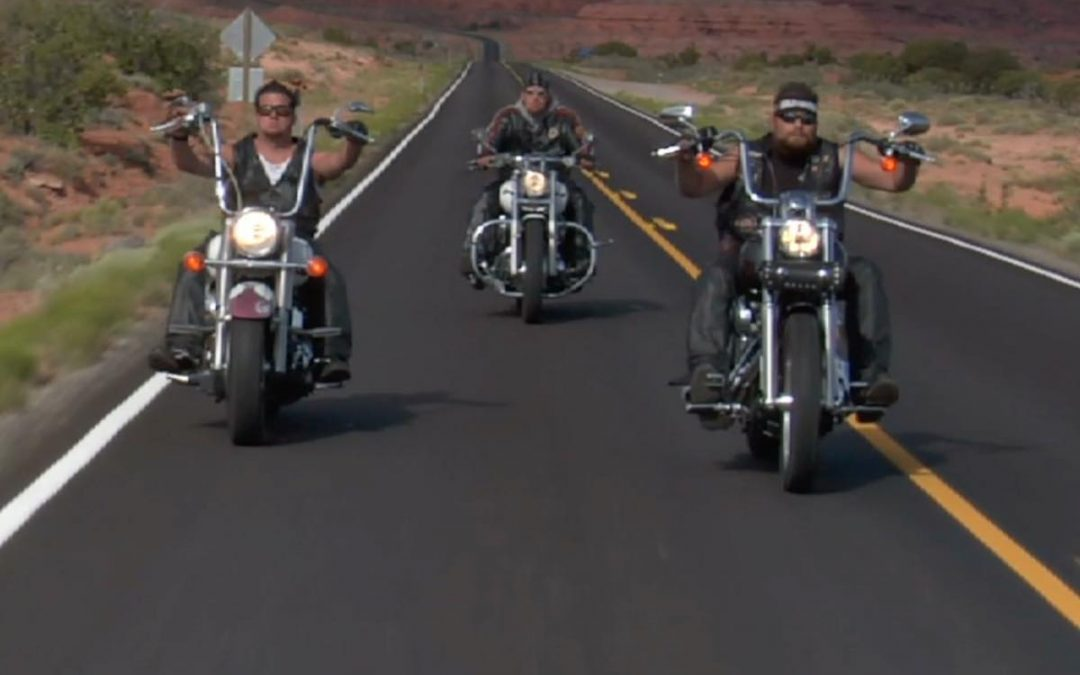 A reflection on life in an outlaw motorcycle club