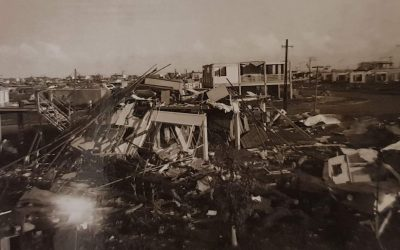 Surviving Cyclone Tracy