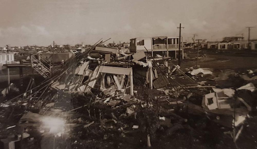 Surviving Cyclone Tracy