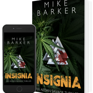 'Insignia' by Mike Barker