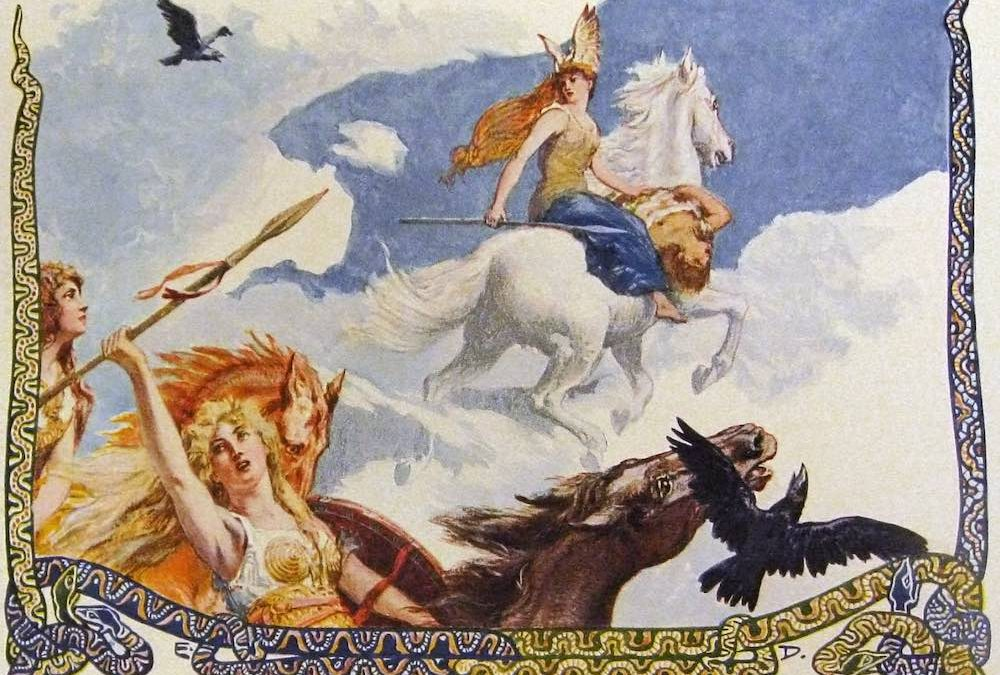 Valkyries – The Kick-Ass Women of Norse Mythology