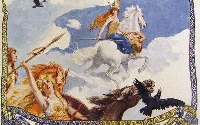 Valkyries – The Kick-Ass Women of Norse Mythology