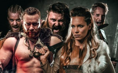 Why are we Crazy about Outlaws and Vikings?