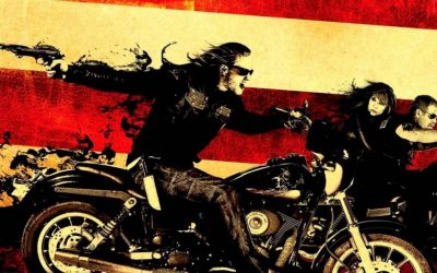 Lessons the rioters could learn from 'Sons of Anarchy'