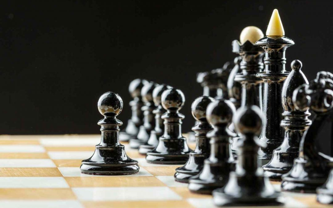 Chapter 2 – Pawns on the Chessboard